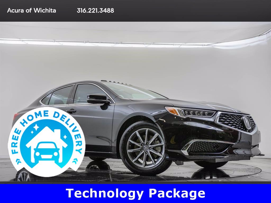 Pre-Owned 2020 Acura TLX Technology Package