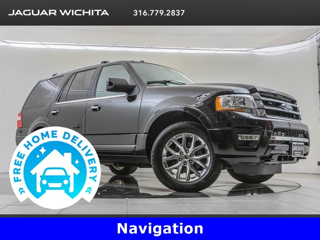 Pre-Owned 2017 Ford Expedition Equipment Group