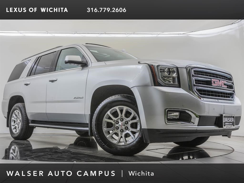 Pre-Owned 2016 GMC Yukon Open Road Package