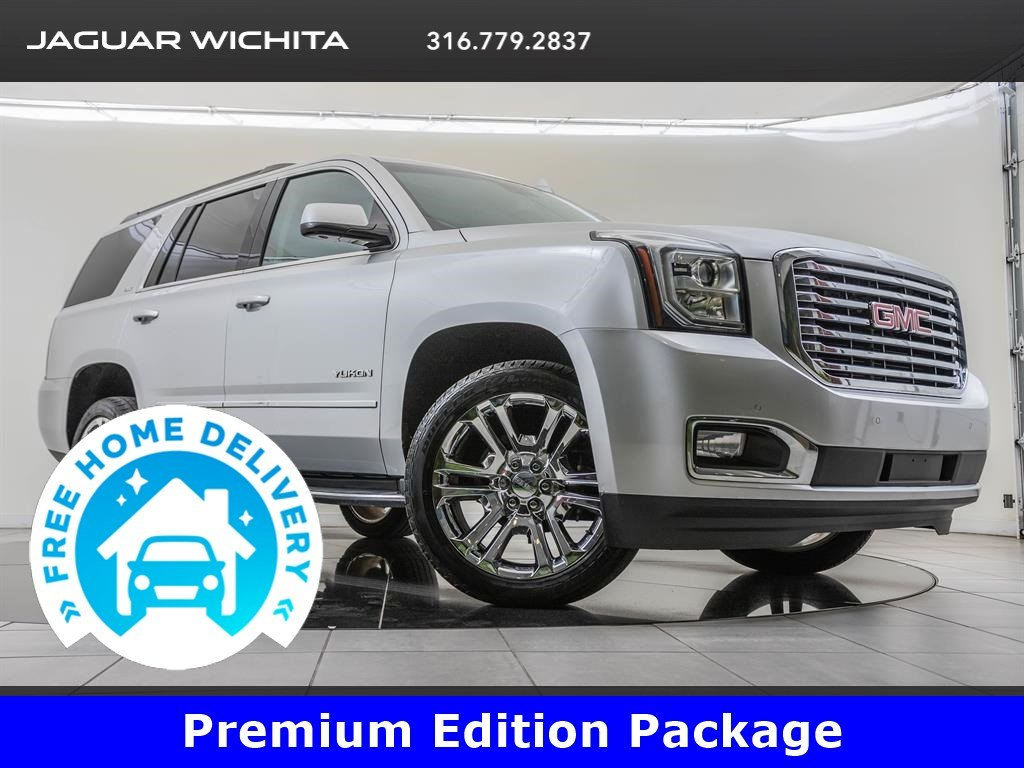 Pre-Owned 2017 GMC Yukon Navigation, Premium Edition