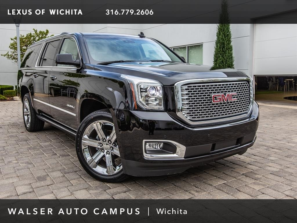 Pre-Owned 2016 GMC Yukon XL Denali, Navigation, Rear Entertainment System