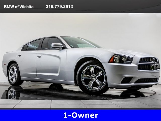 Pre-Owned 2012 Dodge Charger SE, Sport Appearance Package