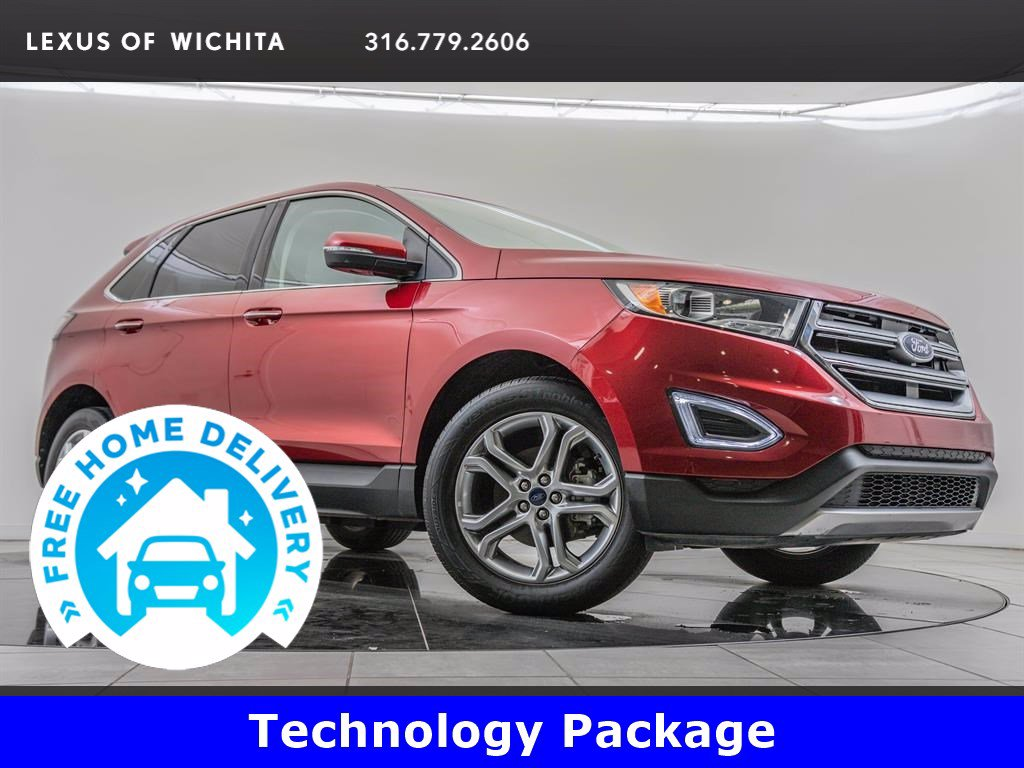 Pre-Owned 2017 Ford Edge Technology Package