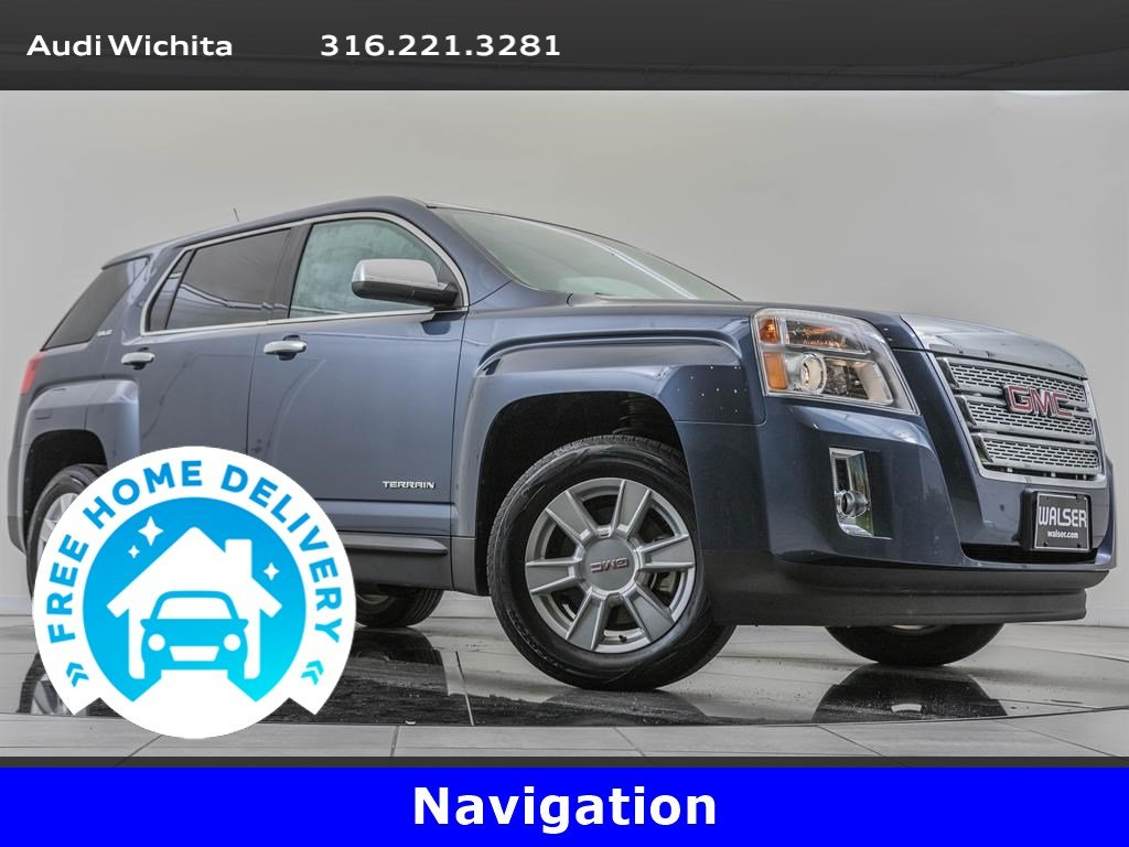 Pre-Owned 2013 GMC Terrain Navigation, Chrome Appearance Package