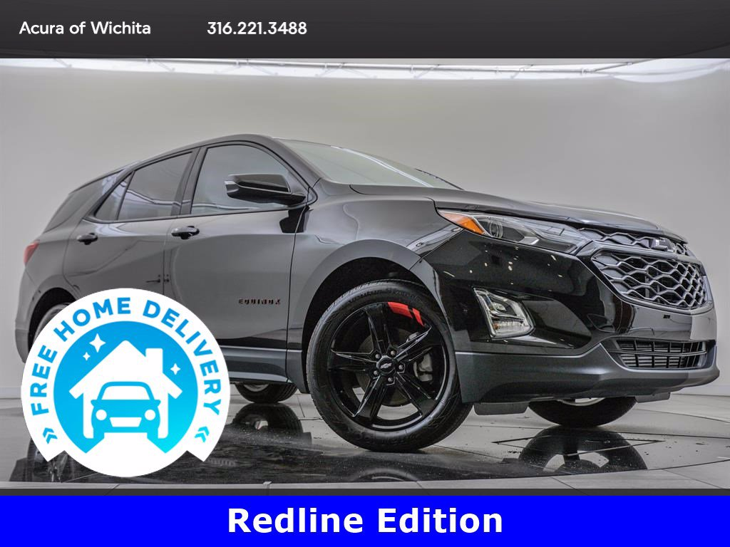Pre-Owned 2019 Chevrolet Equinox Redline Edition