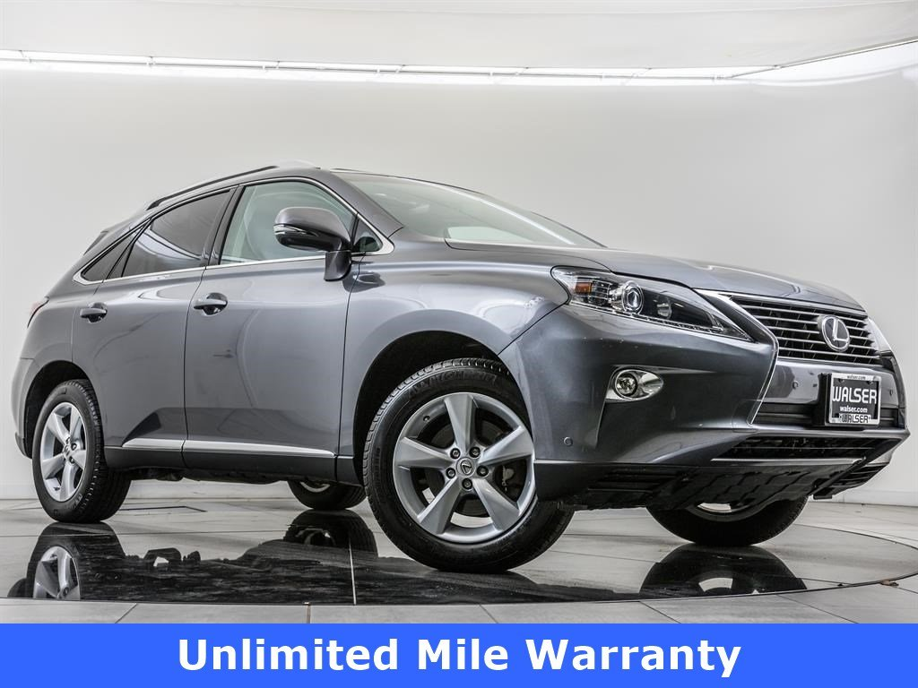 Certified Pre-Owned 2015 Lexus RX 350 L/Certified, Navigation, Moonroof, Rear View Cam