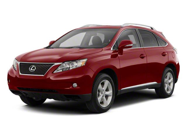 Pre-Owned 2011 Lexus RX 350 Navigation, Moonroof, Rear View Camera