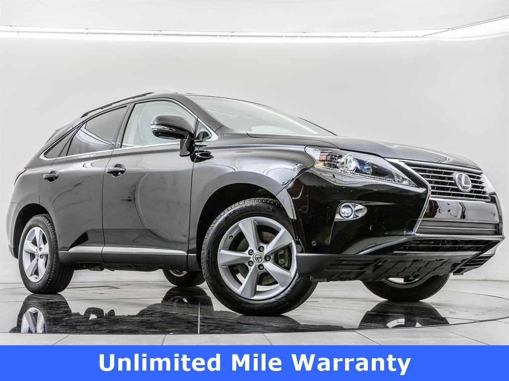 Certified Pre-Owned 2015 Lexus RX 350 L/Certified, Navigation, Blind Spot Mon, Moonroof