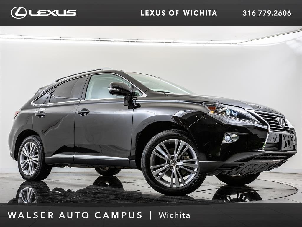 Certified Pre-Owned 2015 Lexus RX 350 L/ Certifed, Navigation, Moonroof, Rear View Cam