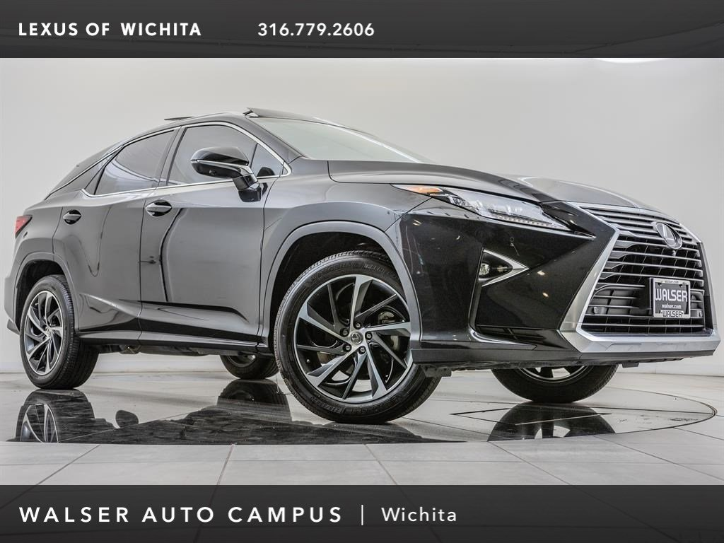Pre Owned 2017 Lexus Rx Full Option Build Sport Utility In Wichita 54ac039p Of