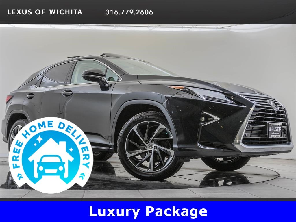 Pre-Owned 2017 Lexus RX 350 Navigation, Luxury & Towing Prep Packages
