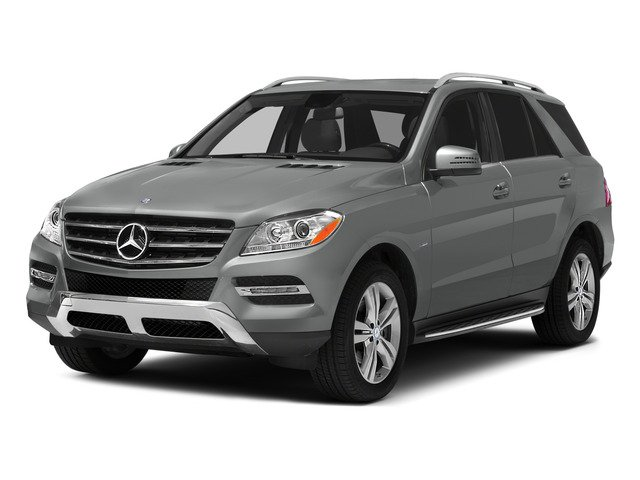 Pre-Owned 2015 Mercedes-Benz M-Class PREM PKG 19'' WHLS