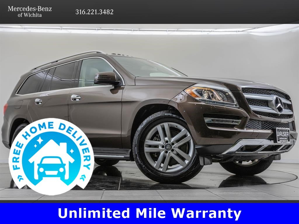Pre-Owned 2016 Mercedes-Benz GL GL 450 4MATIC®