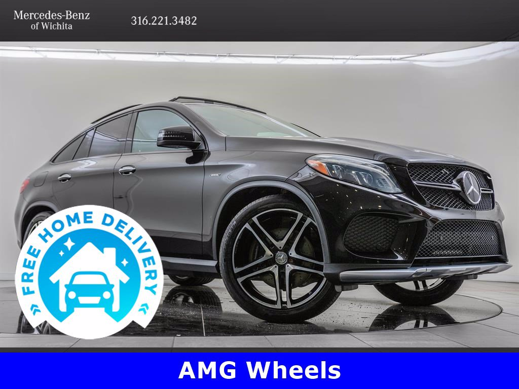 Pre-Owned 2016 Mercedes-Benz GLE Premium Package