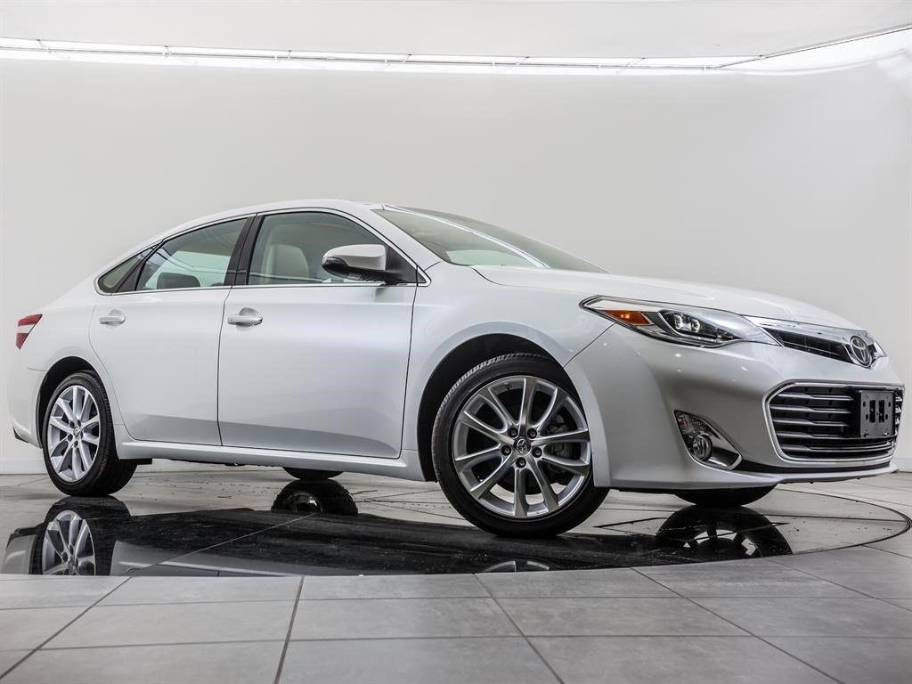 Pre-Owned 2015 Toyota Avalon Limited, Navigation, Moonroof, JBL Audio