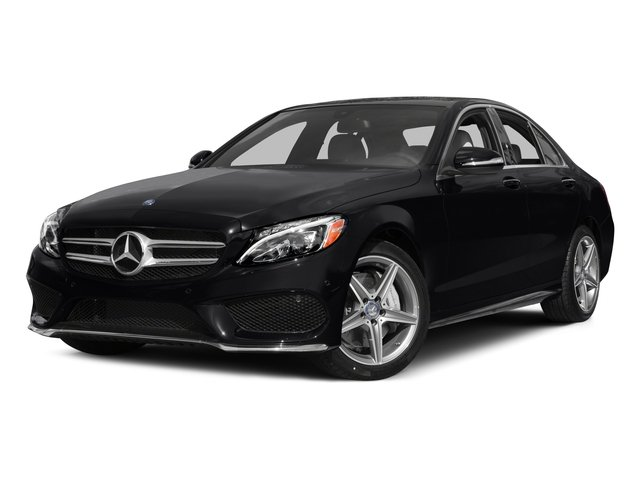 Pre-Owned 2015 Mercedes-Benz C-Class C 300 Sport 4MATIC®, Burmester, LED Headlights