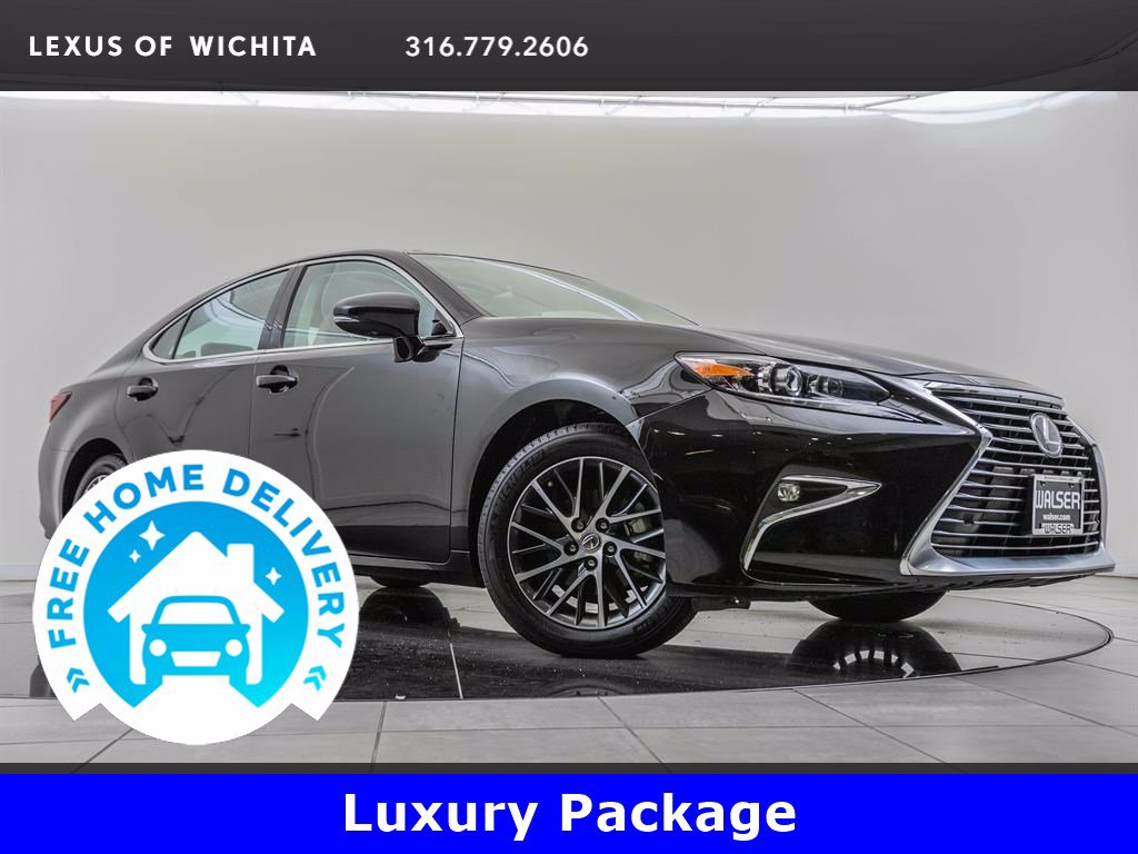 Pre-Owned 2017 Lexus ES 350 Luxury Package