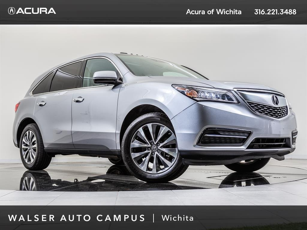 Certified PreOwned Acura MDX Technology Package Certified Pre - Pre own acura