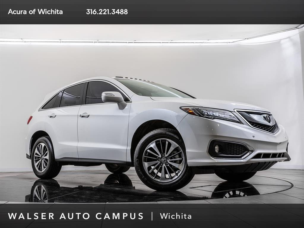Certified Pre-Owned 2016 Acura RDX Advance Package, Certified Pre-Owned, Navigation