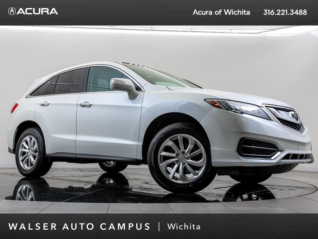 Certified Pre-Owned 2016 Acura RDX Certified Pre-Owned, Moonroof, RV Cam, SiriusXM