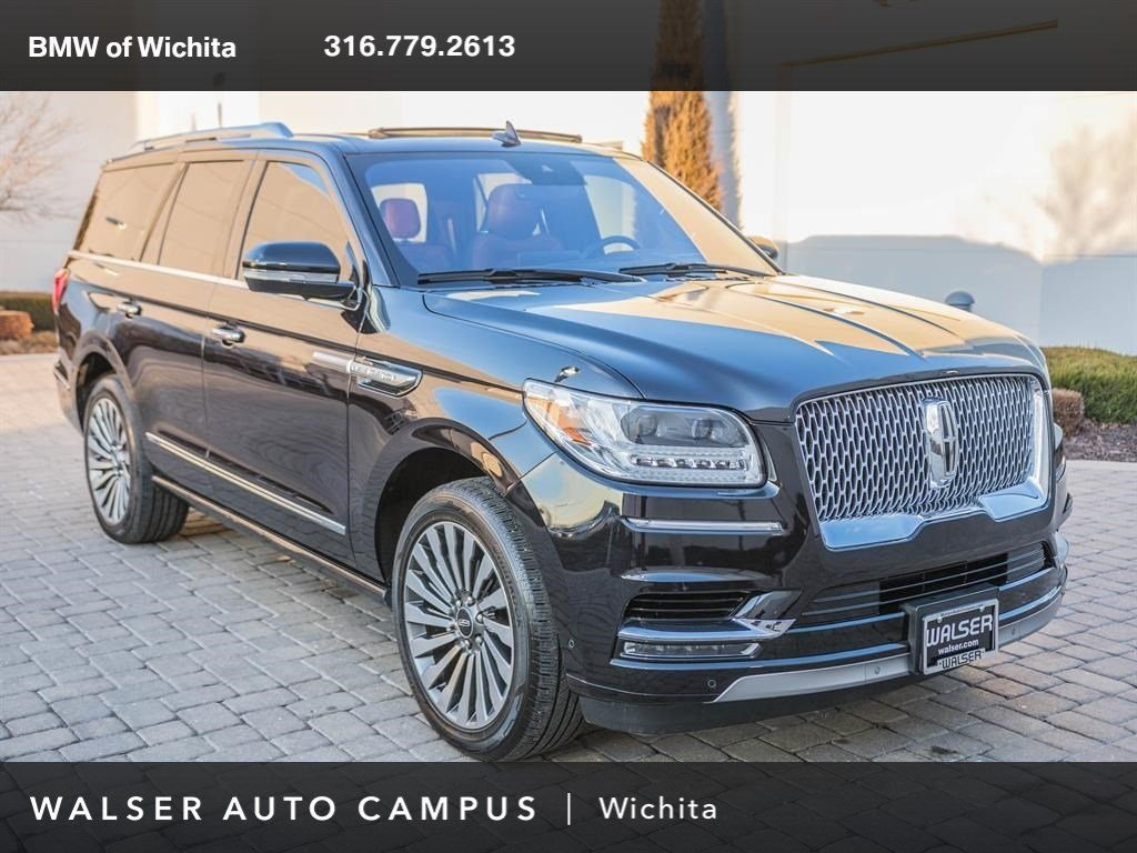 Pre-Owned 2019 Lincoln Navigator Equipment Group 300A Package