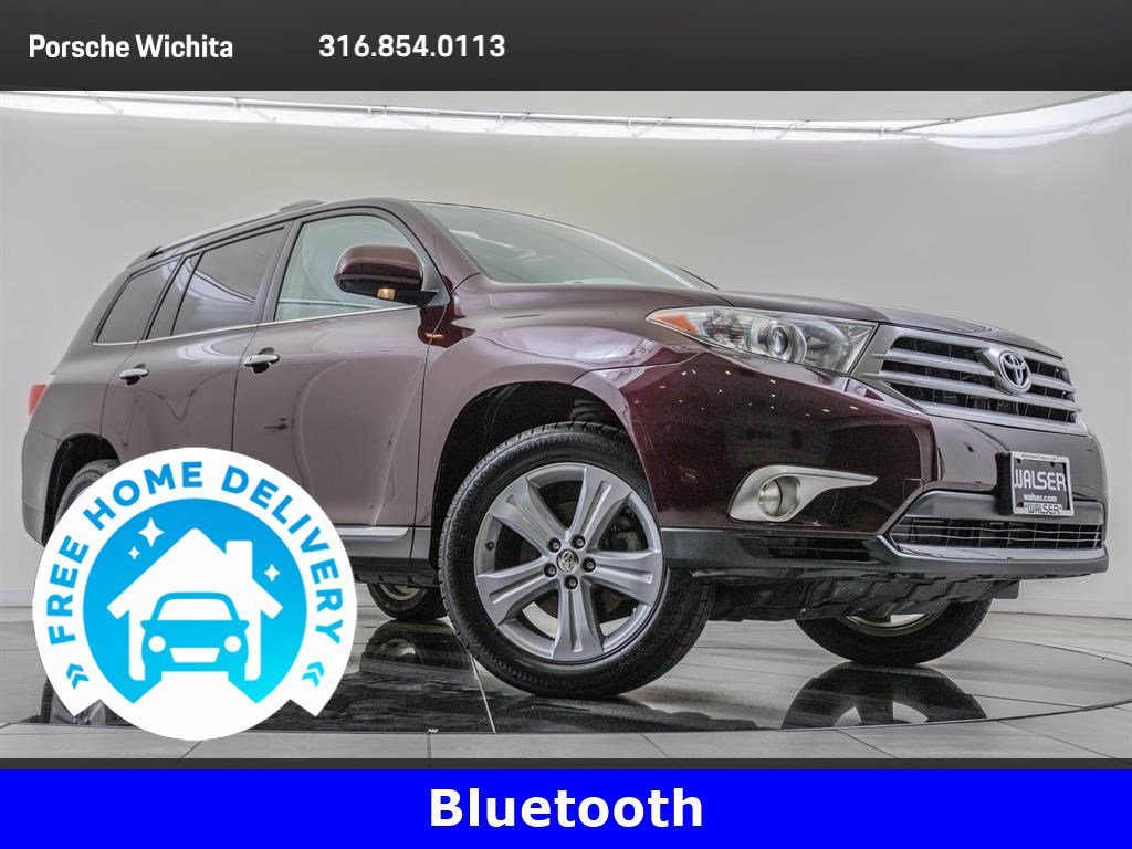Pre-Owned 2012 Toyota Highlander Tow Package
