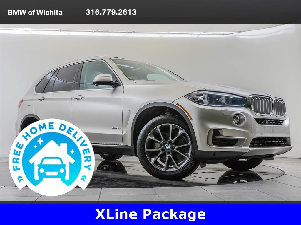 Pre-Owned 2014 BMW X5 Driving Assistance Plus Package