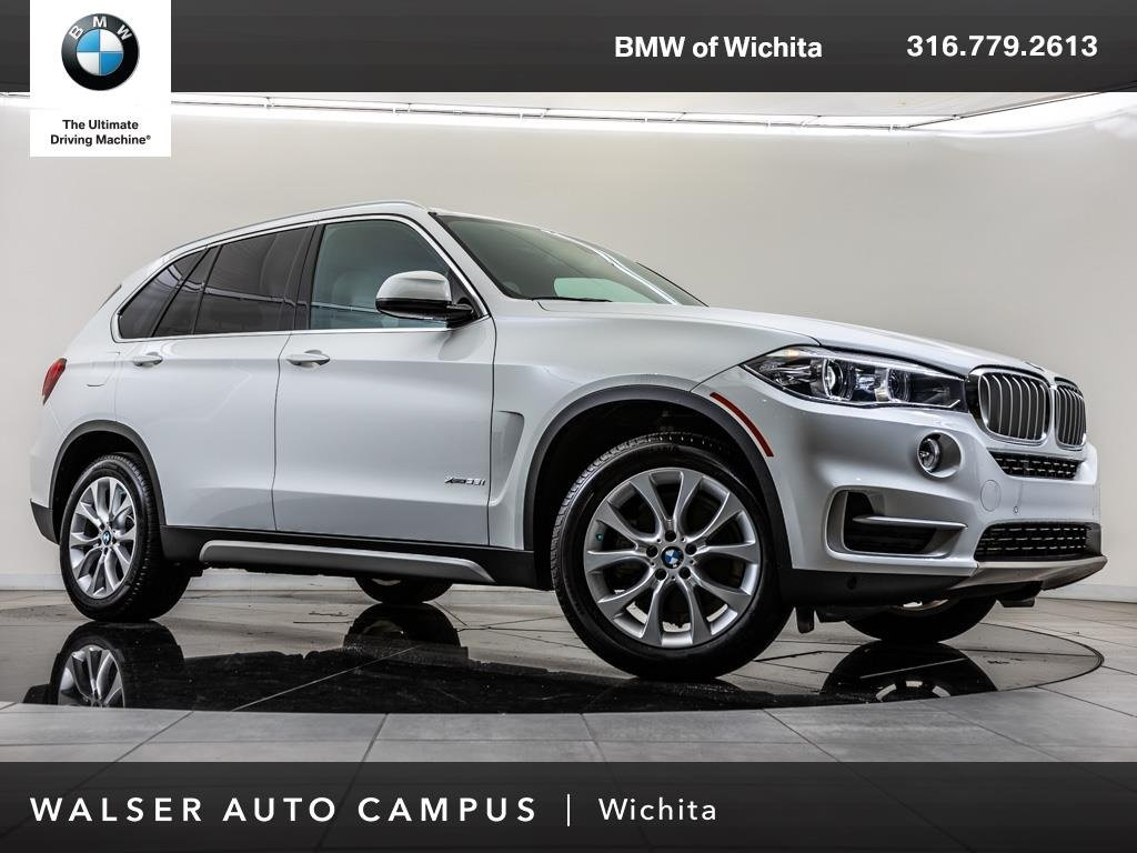 Certified Pre-Owned 2018 BMW X5 xDrive35i, Navigation, RV Camera, Apple CarPlay