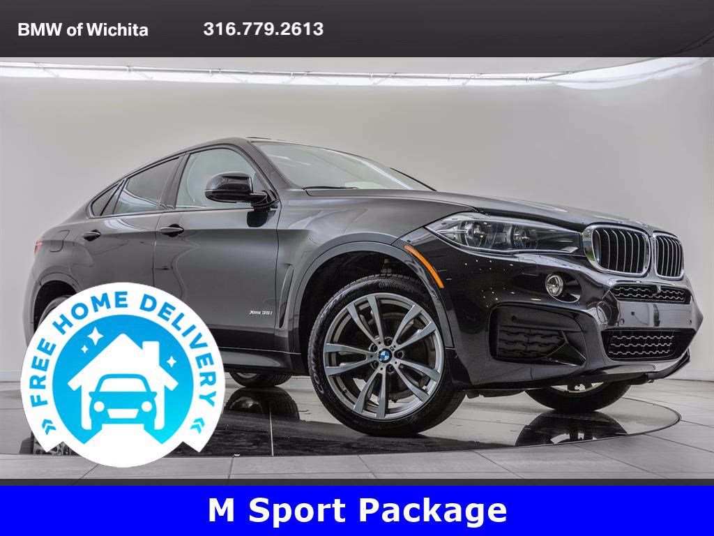 Pre-Owned 2017 BMW X6 M-Sport Package