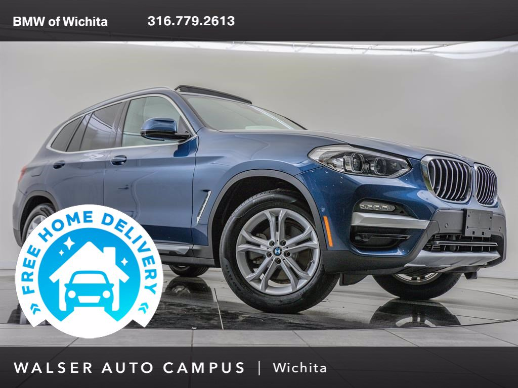 Pre-Owned 2020 BMW X3 Premium Package