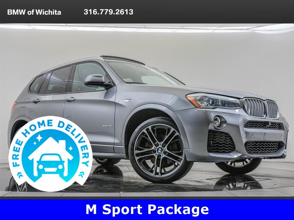 Pre-Owned 2017 BMW X3 Technology Package
