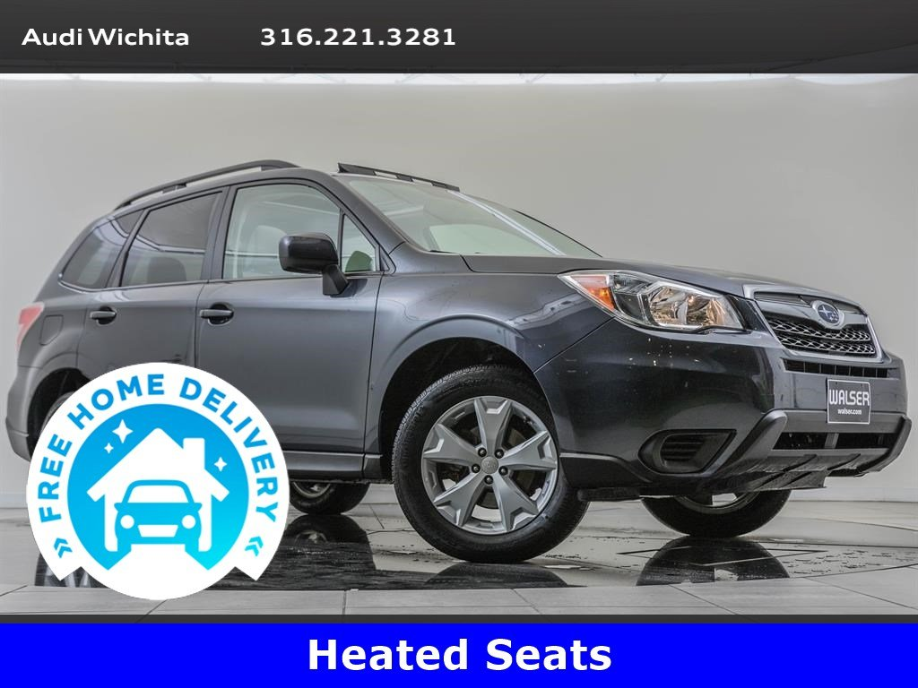 Pre-Owned 2016 Subaru Forester All Weather Package