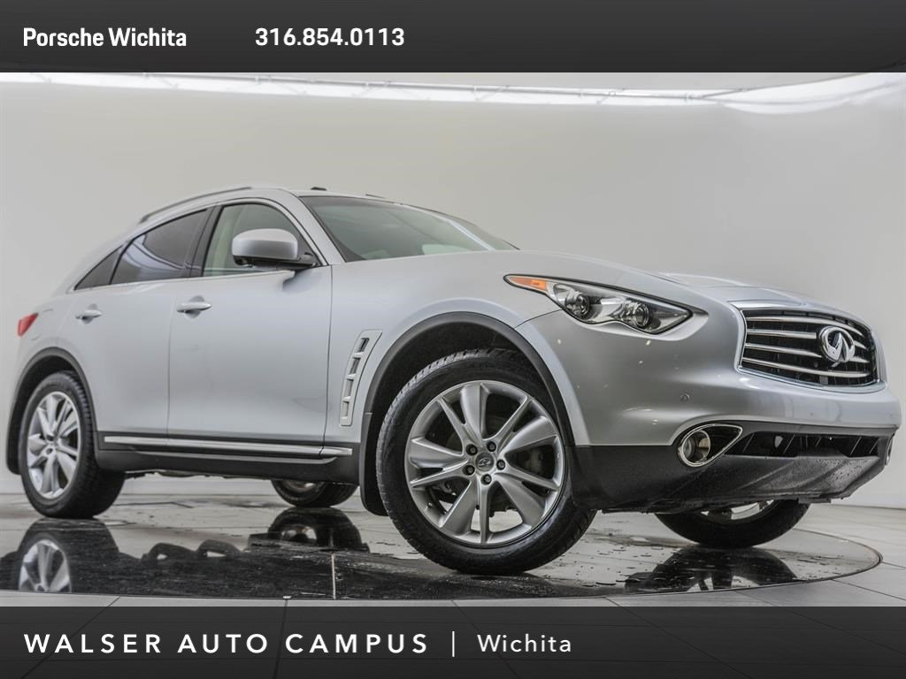 Pre-Owned 2012 INFINITI FX35 Premium & Deluxe Touring Packages