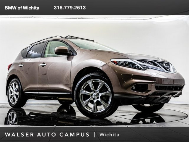 Pre-Owned 2013 Nissan Murano LE