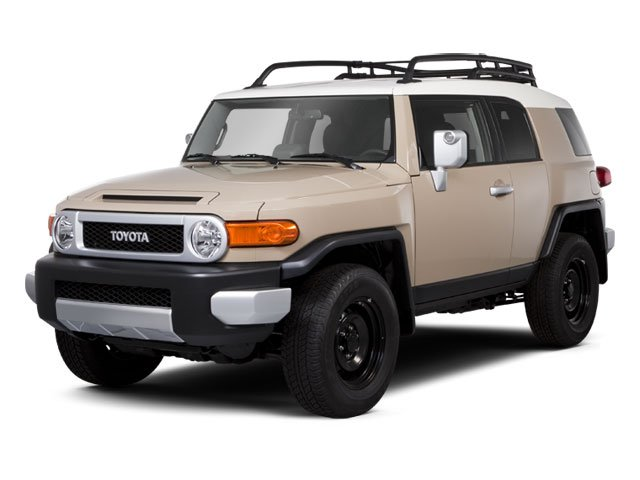 Pre-Owned 2011 Toyota FJ Cruiser Backup Camera Monitor, Off-Road Package