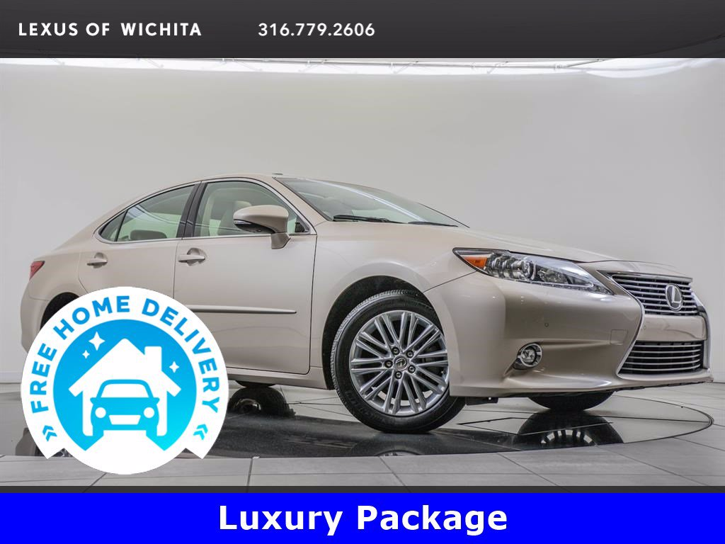 Pre-Owned 2014 Lexus ES 350 Luxury Package