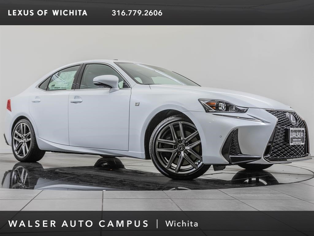 New 2019 LEXUS IS300 300
