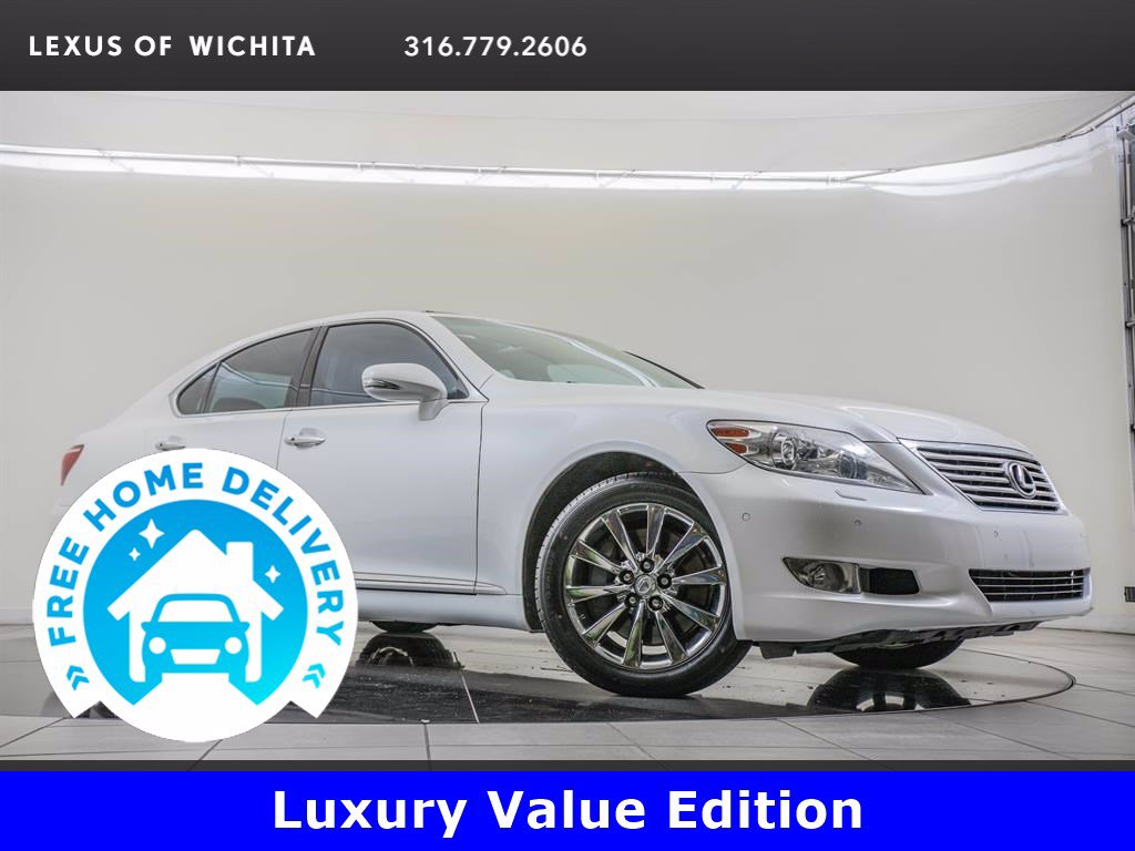 Pre-Owned 2010 Lexus LS 460 Luxury Value Edition