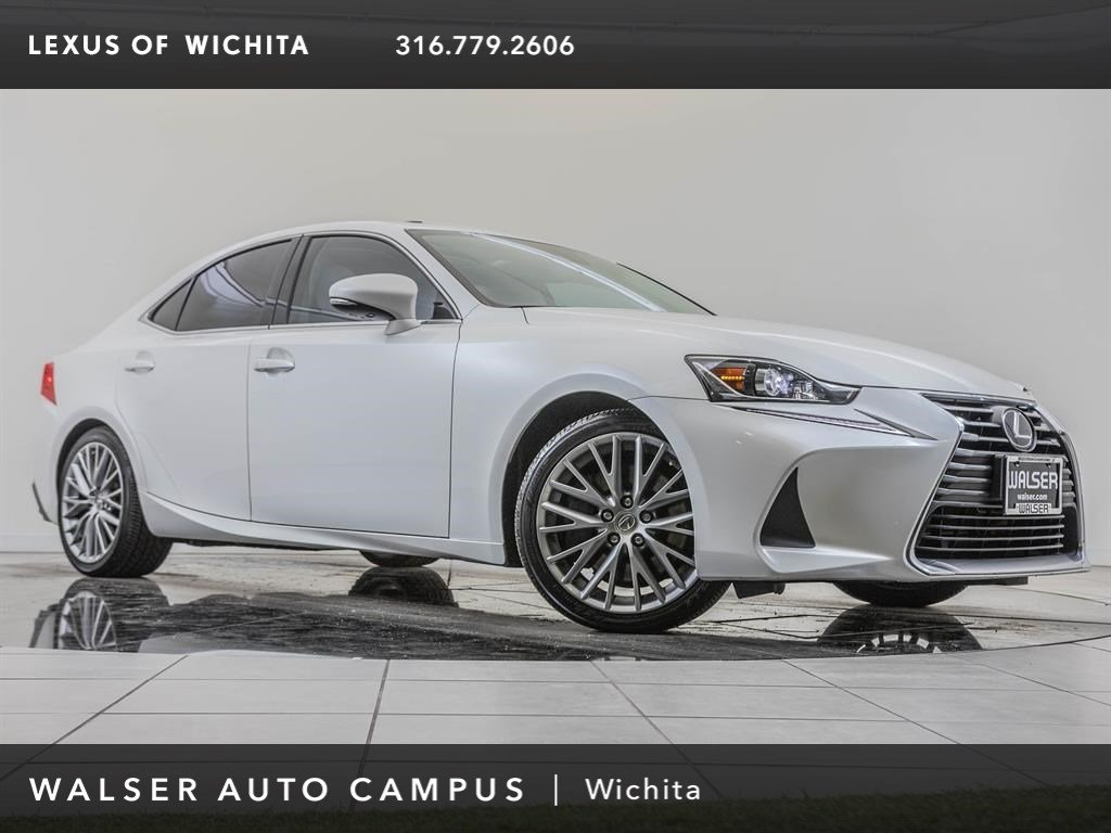 Pre-Owned 2017 Lexus IS 300 1-Owner