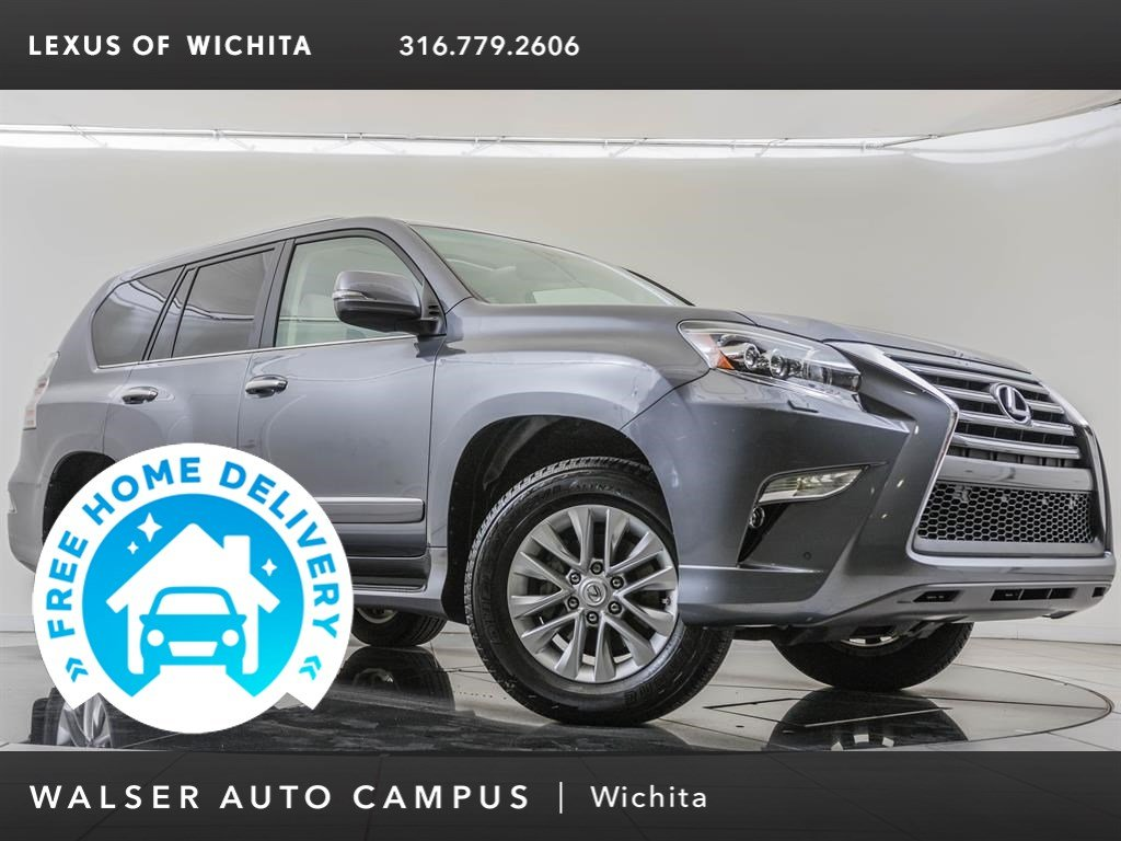 Pre-Owned 2016 Lexus GX 460 Navigation, Premium Package