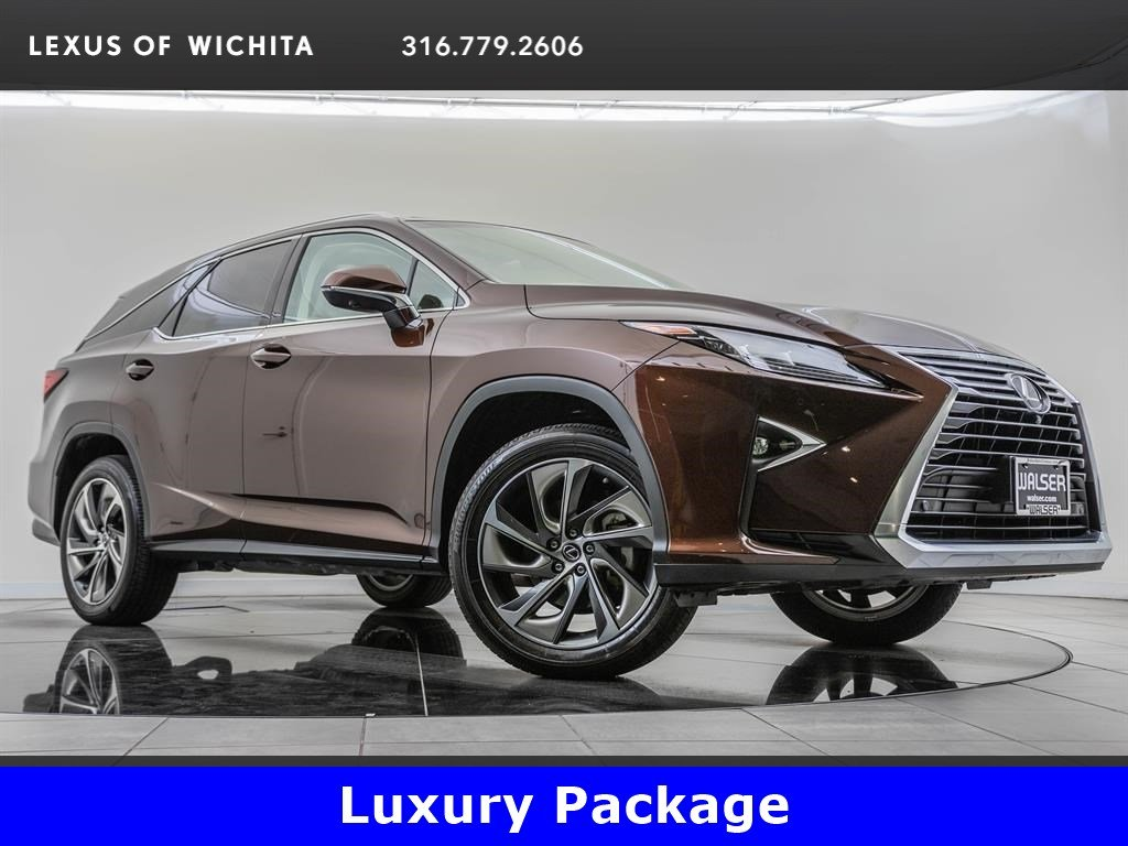Pre-Owned 2019 Lexus RX 350L Luxury Package, Navigation