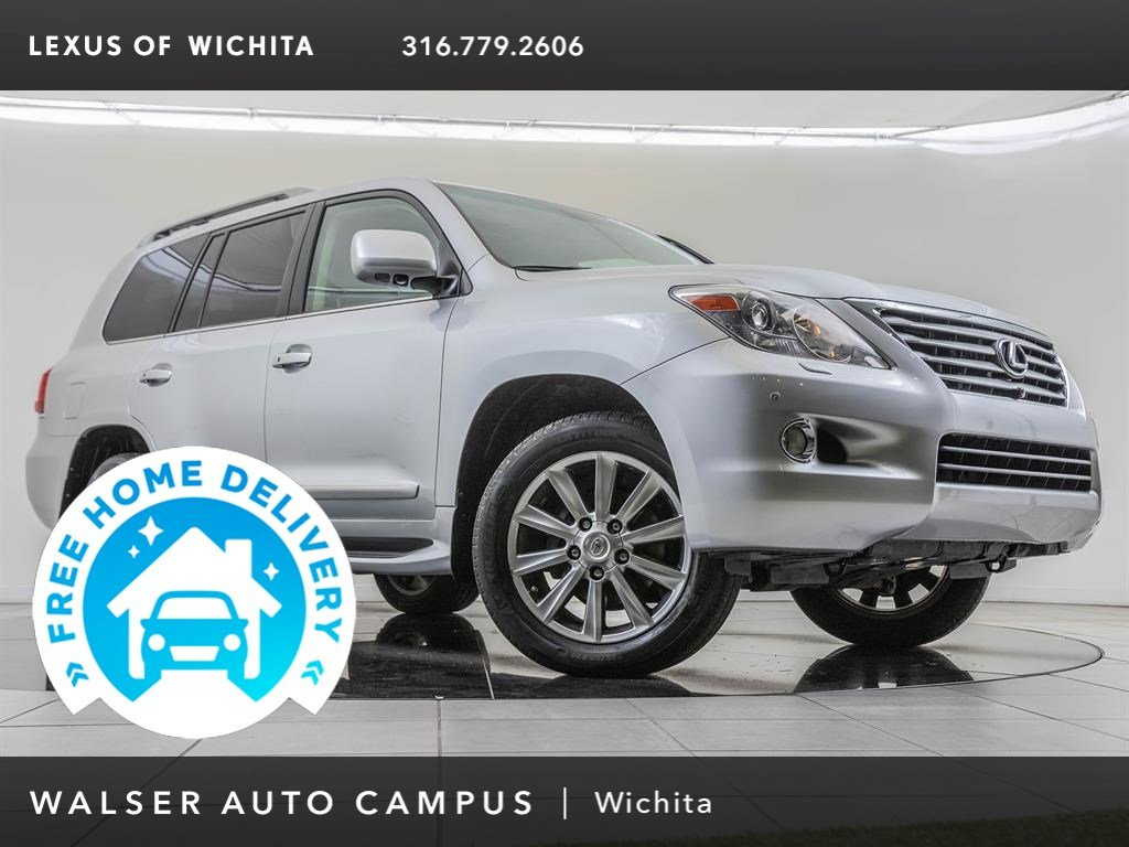 Pre-Owned 2011 Lexus LX 570 Navigation, Luxury Package