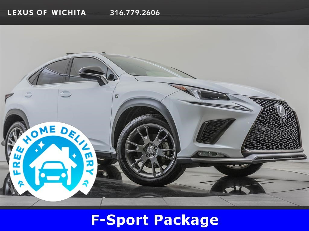 Pre-Owned 2019 Lexus NX 300 Premium F-Sport Package
