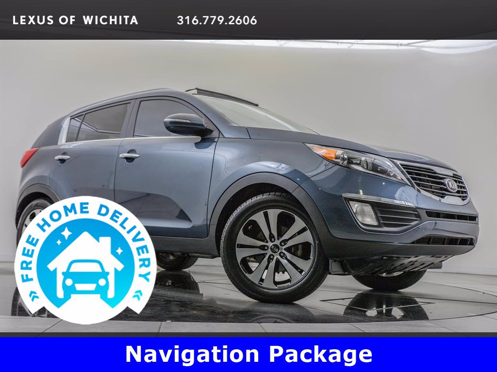 Pre-Owned 2013 Kia Sportage EX Premium Package