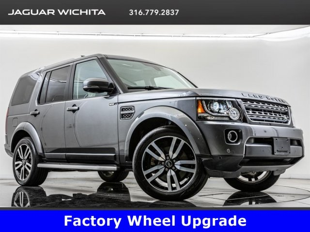 Pre-Owned 2016 Land Rover LR4 HSE, 20-inch Black Wheels