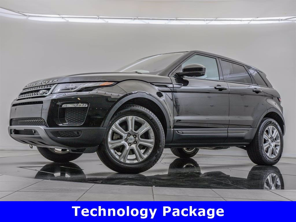 Pre-Owned 2017 Land Rover Range Rover Evoque Technology Package