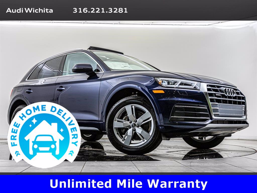Pre-Owned 2019 Audi Q5 Premium Plus Package