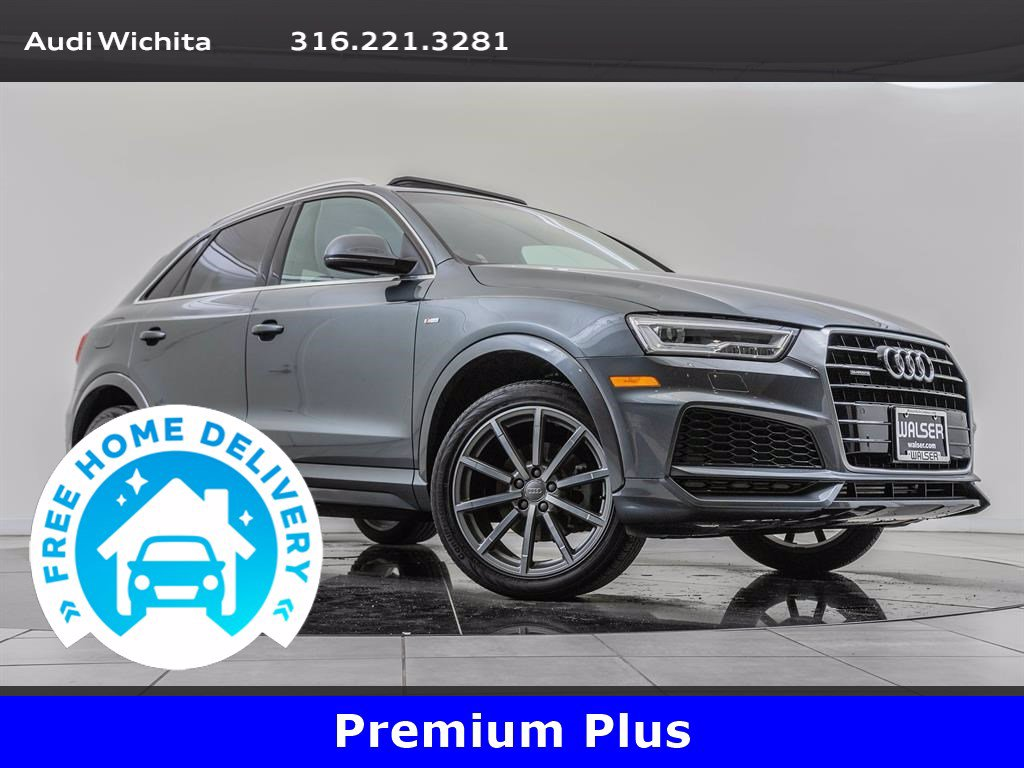 Pre-Owned 2018 Audi Q3 Premium Plus Package