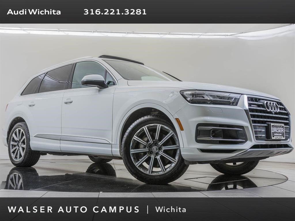 Pre-Owned 2017 Audi Q7 Navigation, Prestige & Driver Assistance Packages