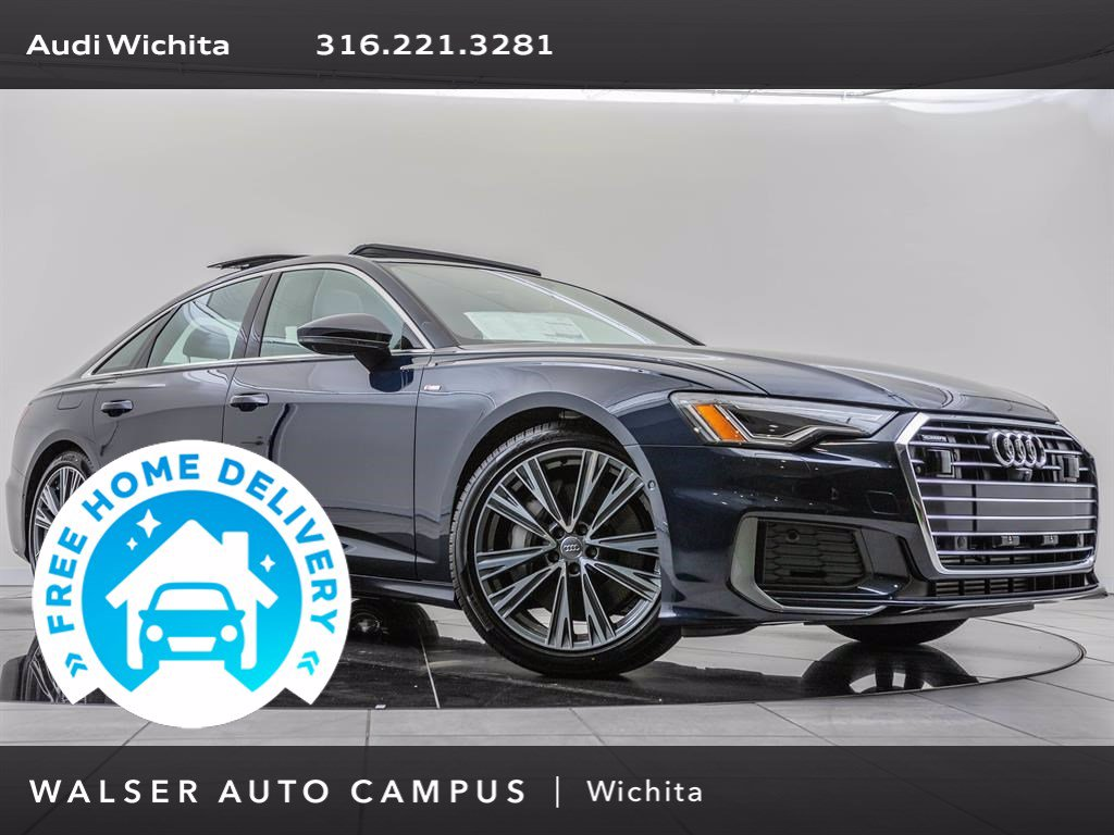 Pre-Owned 2019 Audi A6 Premium Plus Package